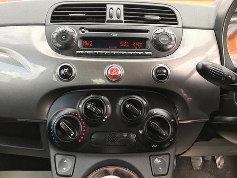 2009 Fiat 500 1.2 Sport 3dr - Picture 18 of 30