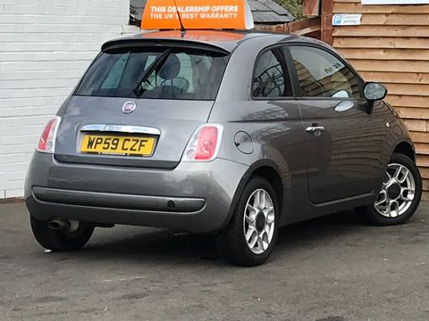 2009 Fiat 500 1.2 Sport 3dr - Picture 6 of 30