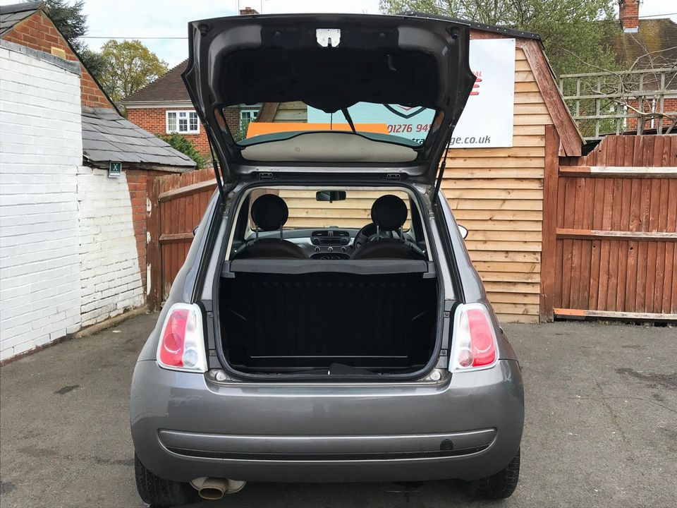 2009 Fiat 500 1.2 Sport 3dr - Picture 9 of 30
