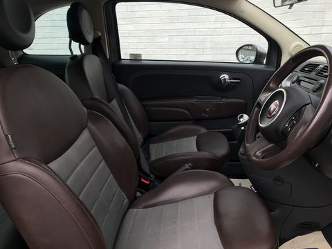 2009 Fiat 500 1.2 Sport 3dr - Picture 14 of 30