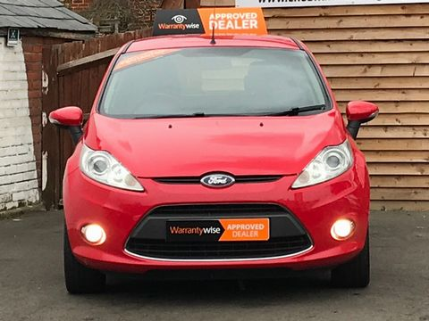 2012 Ford Fiesta 1.25 Zetec 5dr - Picture 3 of 32