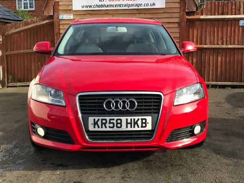 2009 Audi A3 1.6 Sport Sportback 5dr - Picture 3 of 31
