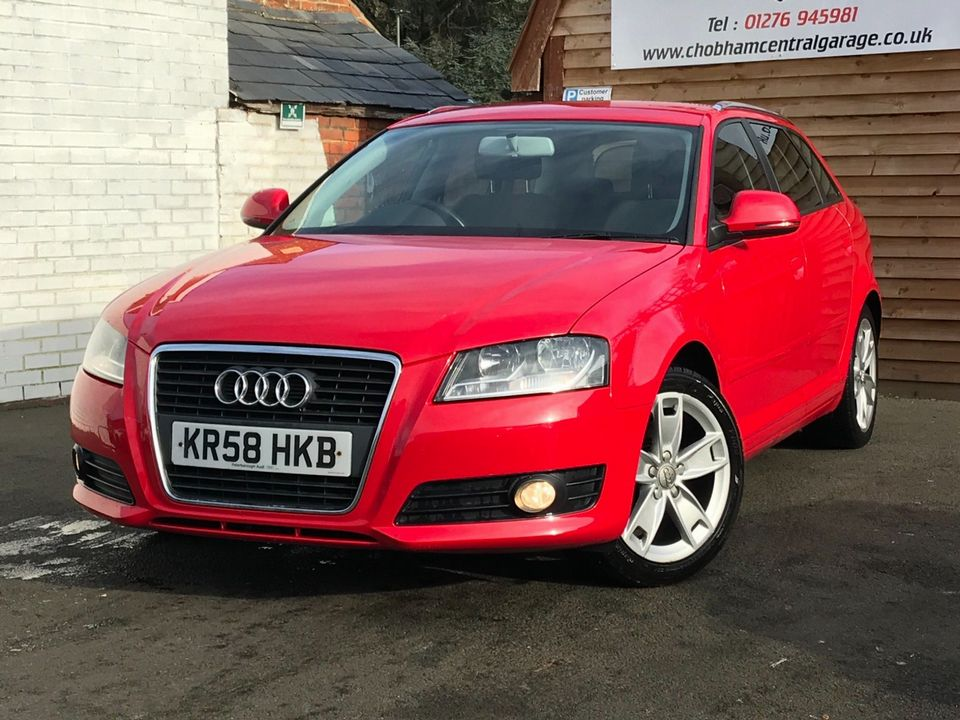 2009 Audi A3 1.6 Sport Sportback 5dr - Picture 5 of 31