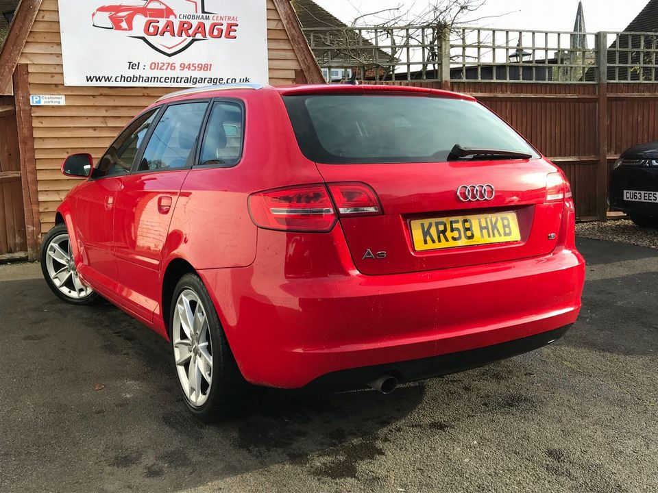 2009 Audi A3 1.6 Sport Sportback 5dr - Picture 6 of 31