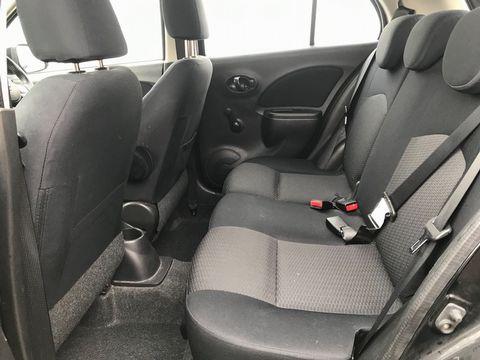 2011 Nissan Micra 1.2 12v Acenta 5dr - Picture 14 of 31