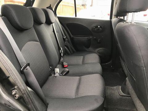 2011 Nissan Micra 1.2 12v Acenta 5dr - Picture 15 of 31