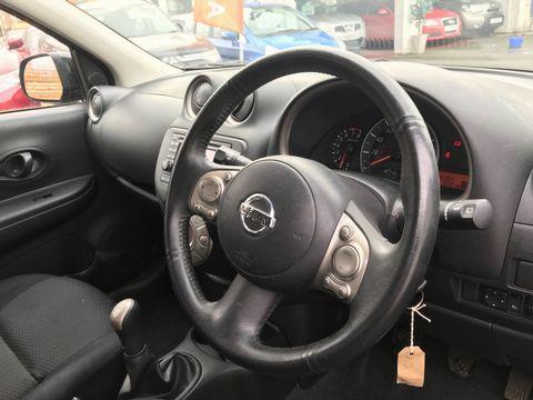 2011 Nissan Micra 1.2 12v Acenta 5dr - Picture 16 of 31