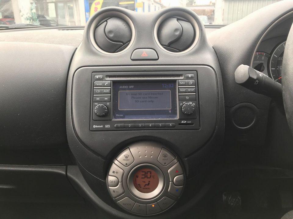 2011 Nissan Micra 1.2 12v Acenta 5dr - Picture 22 of 31