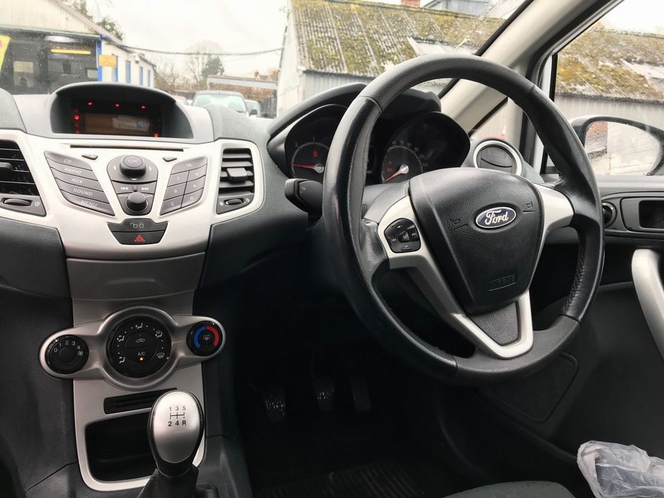 2009 Ford Fiesta 1.6 TDCi Zetec S 3dr - Picture 15 of 26