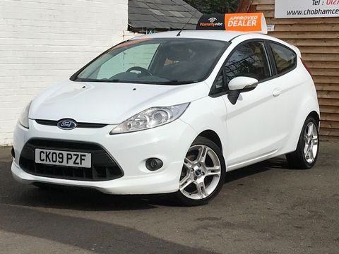 2009 Ford Fiesta 1.6 TDCi Zetec S 3dr - Picture 5 of 26