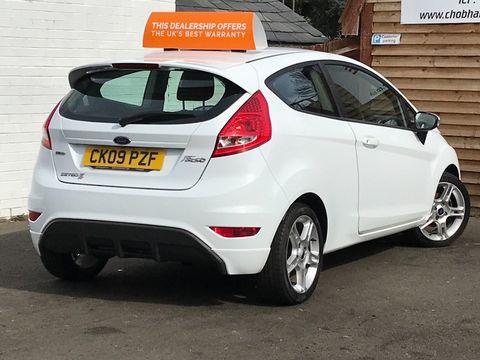 2009 Ford Fiesta 1.6 TDCi Zetec S 3dr - Picture 8 of 28