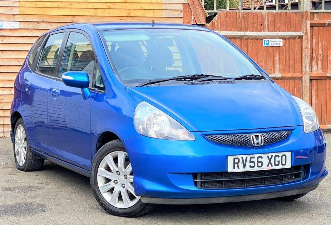 2006 Honda Jazz 1.4 i-DSI SE CVT-7 5dr - Picture 1 of 31