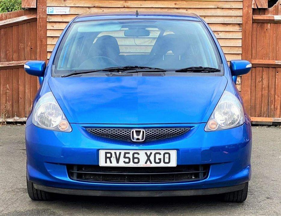 2006 Honda Jazz 1.4 i-DSI SE CVT-7 5dr - Picture 3 of 31
