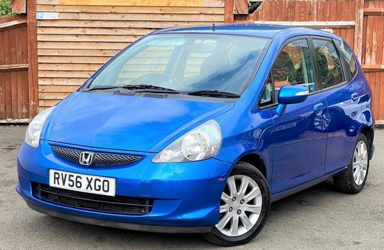 2006 Honda Jazz 1.4 i-DSI SE CVT-7 5dr - Picture 5 of 31