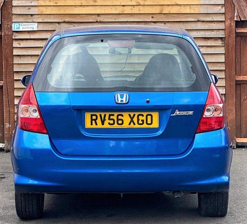 2006 Honda Jazz 1.4 i-DSI SE CVT-7 5dr - Picture 6 of 31