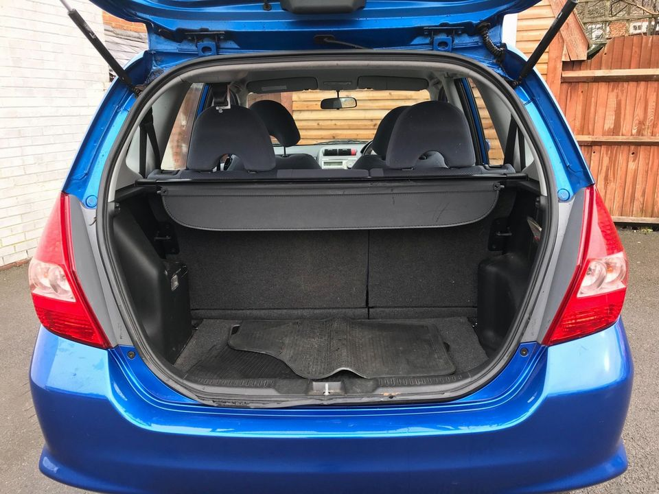 2006 Honda Jazz 1.4 i-DSI SE CVT-7 5dr - Picture 9 of 31