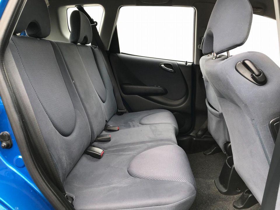 2006 Honda Jazz 1.4 i-DSI SE CVT-7 5dr - Picture 14 of 31