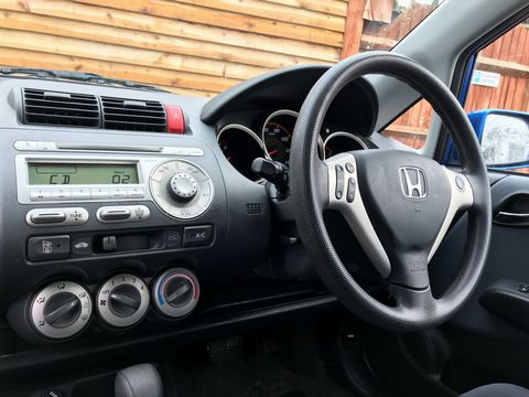 2006 Honda Jazz 1.4 i-DSI SE CVT-7 5dr - Picture 15 of 31