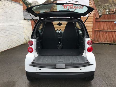 2009 Smart fortwo 1.0 MHD Pulse 2dr - Picture 11 of 31