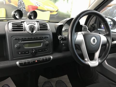 2009 Smart fortwo 1.0 MHD Pulse 2dr - Picture 14 of 31