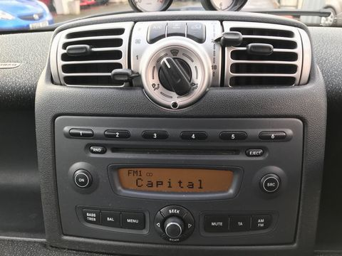 2009 Smart fortwo 1.0 MHD Pulse 2dr - Picture 23 of 31