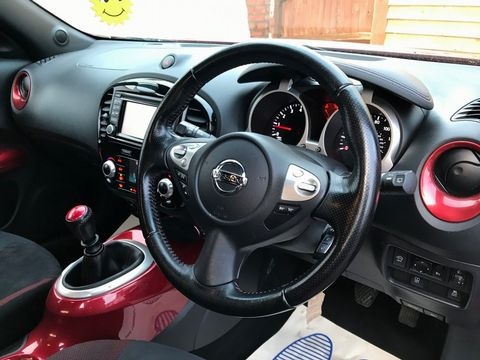 2014 Nissan Juke 1.2 DIG-T Acenta Premium Manual 6Spd (s/s) 5dr - Picture 13 of 35
