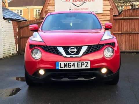 2014 Nissan Juke 1.2 DIG-T Acenta Premium Manual 6Spd (s/s) 5dr - Picture 3 of 35