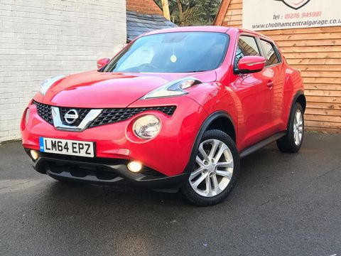 2014 Nissan Juke 1.2 DIG-T Acenta Premium Manual 6Spd (s/s) 5dr - Picture 5 of 35