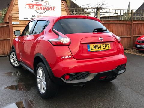2014 Nissan Juke 1.2 DIG-T Acenta Premium Manual 6Spd (s/s) 5dr - Picture 6 of 35