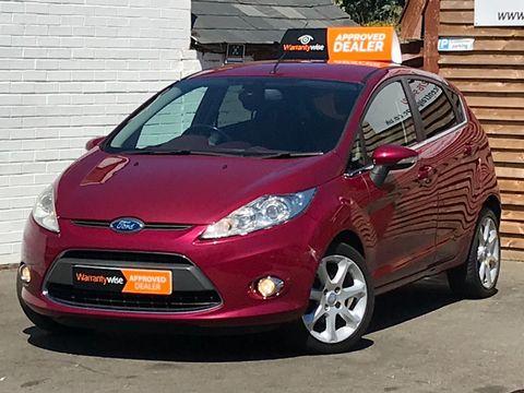 2009 Ford Fiesta 1.4 Titanium 5dr - Picture 5 of 32