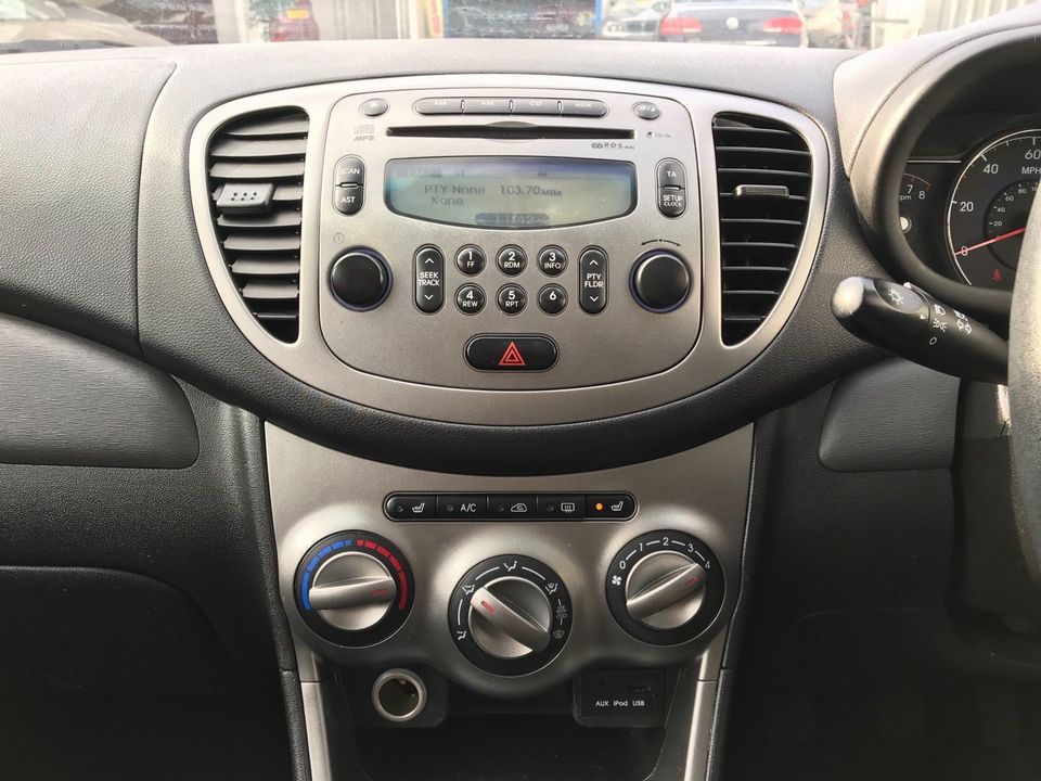 2011 Hyundai i10 1.2 Style 5dr - Picture 15 of 32