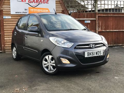 2011 Hyundai i10 1.2 Style 5dr - Picture 1 of 32