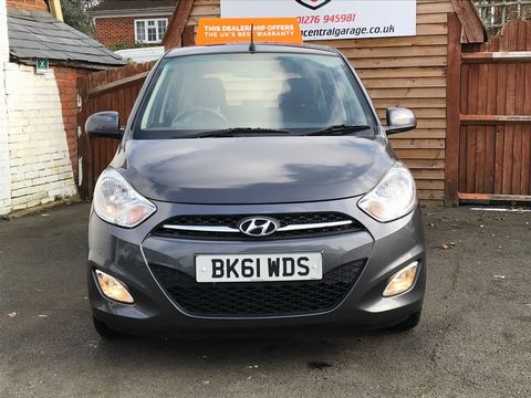 2011 Hyundai i10 1.2 Style 5dr - Picture 3 of 32