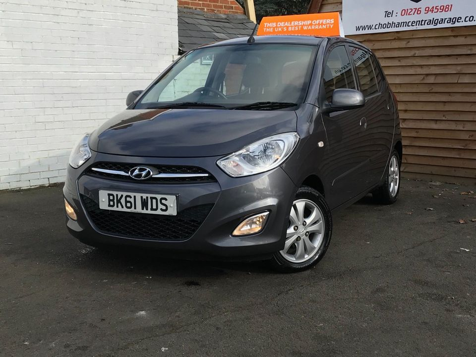 2011 Hyundai i10 1.2 Style 5dr - Picture 5 of 32