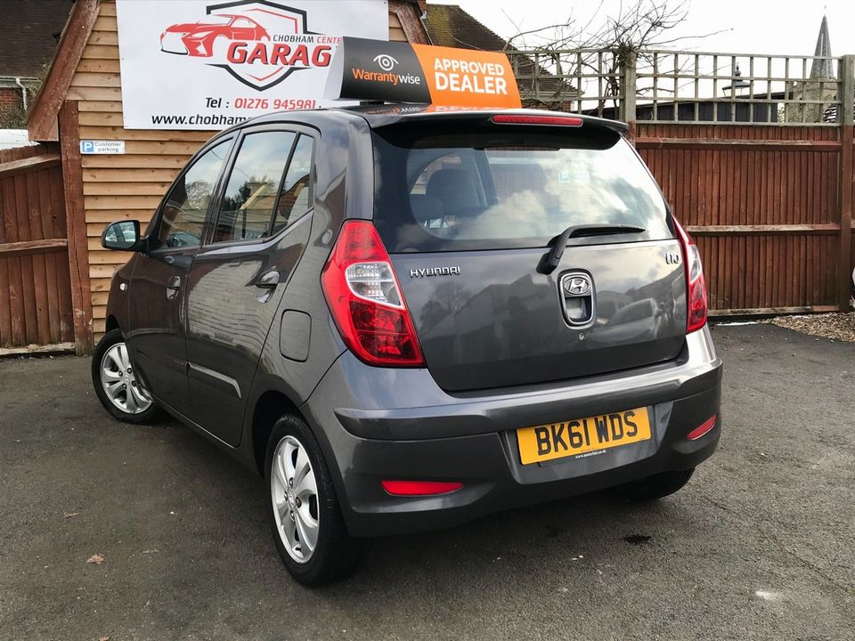 2011 Hyundai i10 1.2 Style 5dr - Picture 6 of 32