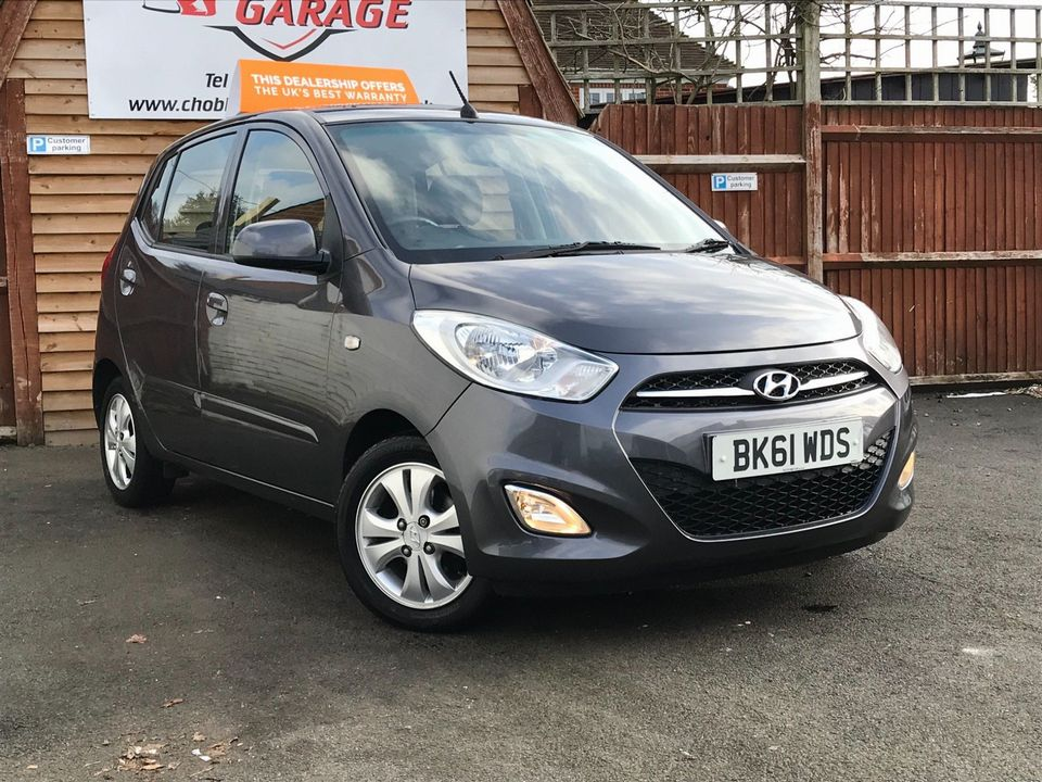 2011 Hyundai i10 1.2 Style 5dr - Picture 1 of 34