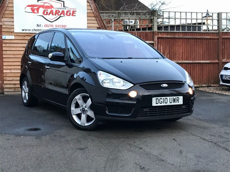 2010 Ford S-Max 2.0 TDCi Titanium 5dr - Picture 1 of 32