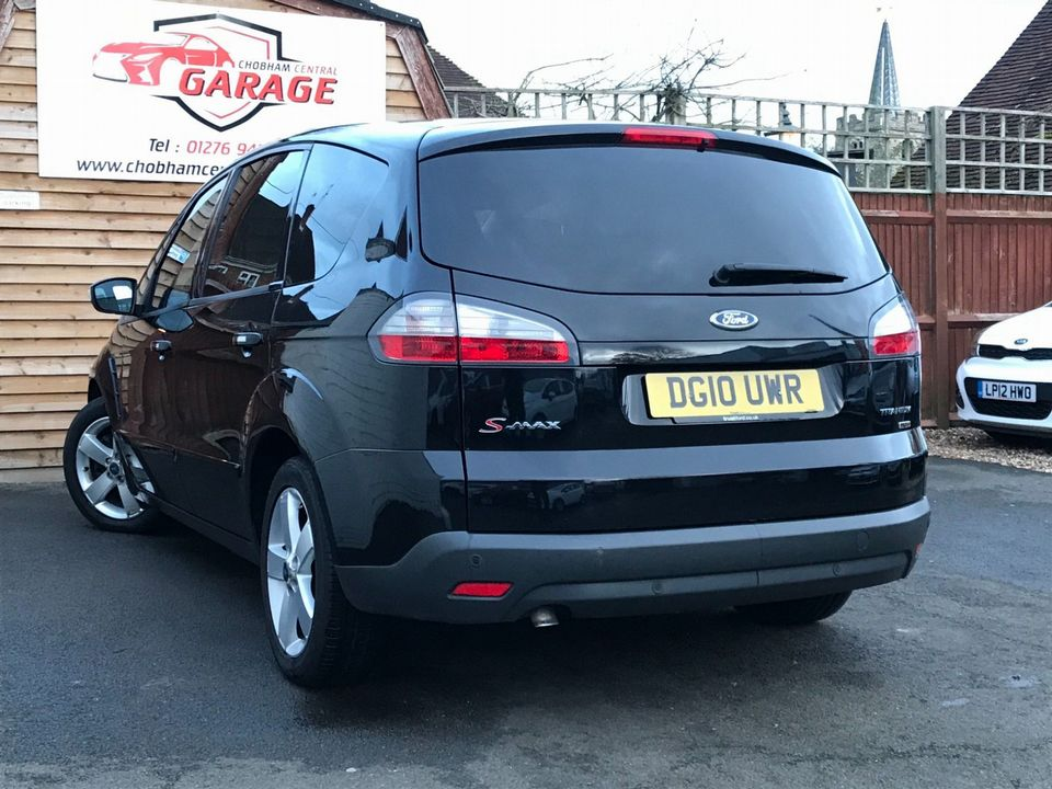2010 Ford S-Max 2.0 TDCi Titanium 5dr - Picture 6 of 32