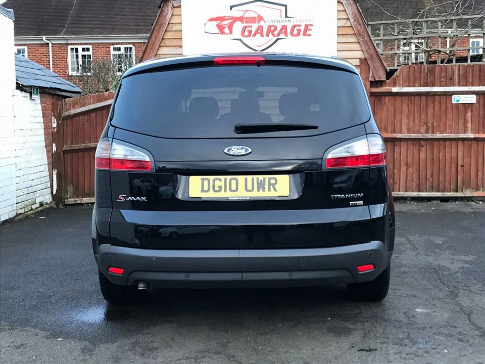 2010 Ford S-Max 2.0 TDCi Titanium 5dr - Picture 7 of 32