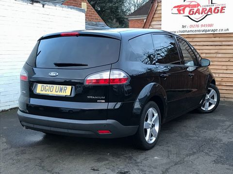 2010 Ford S-Max 2.0 TDCi Titanium 5dr - Picture 9 of 32