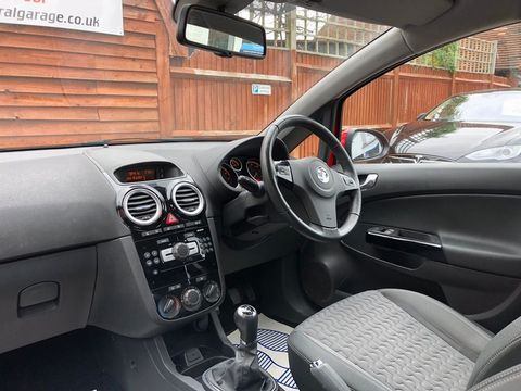 2014 Vauxhall Corsa 1.2 i 16v SE 5dr (a/c) - Picture 14 of 35