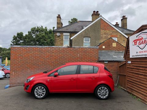 2014 Vauxhall Corsa 1.2 i 16v SE 5dr (a/c) - Picture 8 of 35