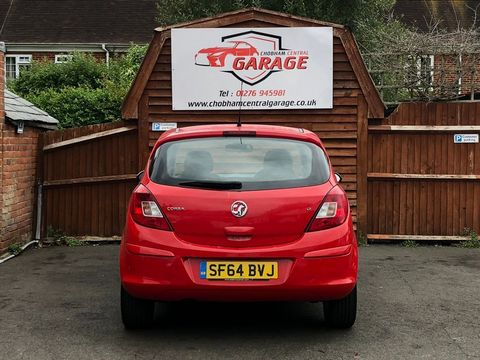 2014 Vauxhall Corsa 1.2 i 16v SE 5dr (a/c) - Picture 11 of 37