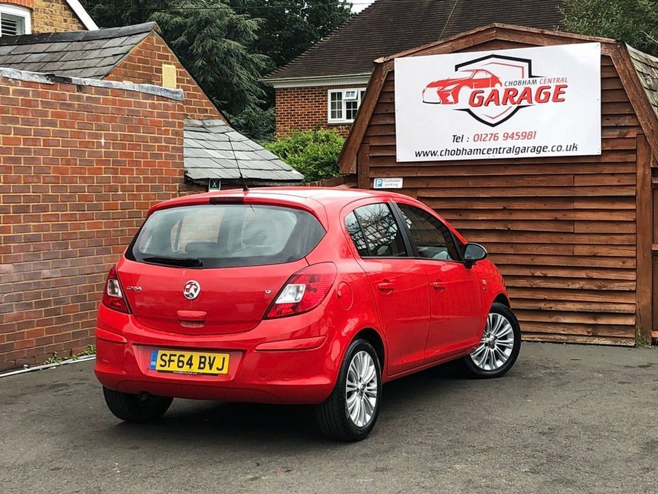 2014 Vauxhall Corsa 1.2 i 16v SE 5dr (a/c) - Picture 12 of 37