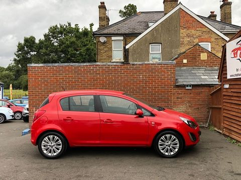 2014 Vauxhall Corsa 1.2 i 16v SE 5dr (a/c) - Picture 13 of 37