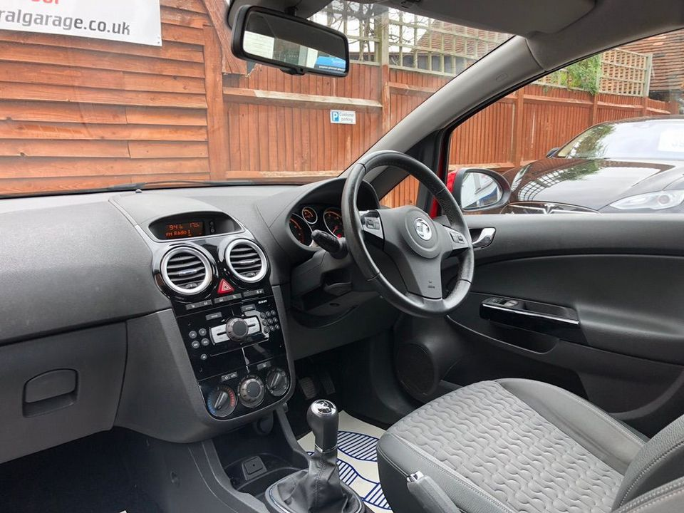 2014 Vauxhall Corsa 1.2 i 16v SE 5dr (a/c) - Picture 14 of 37