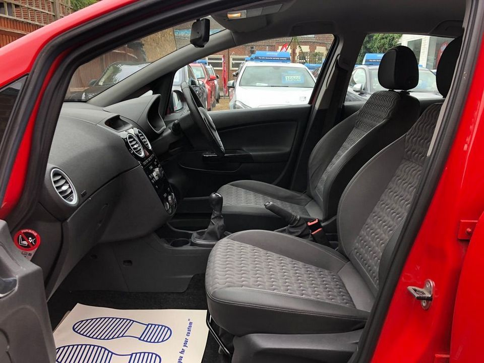 2014 Vauxhall Corsa 1.2 i 16v SE 5dr (a/c) - Picture 15 of 37