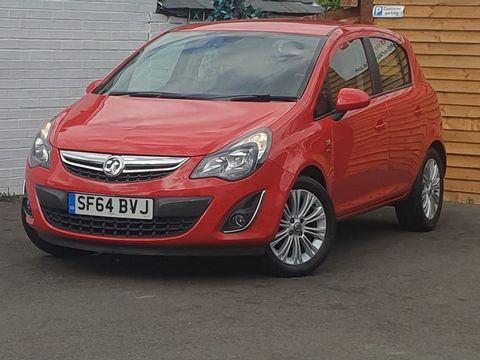 2014 Vauxhall Corsa 1.2 i 16v SE 5dr (a/c) - Picture 1 of 37