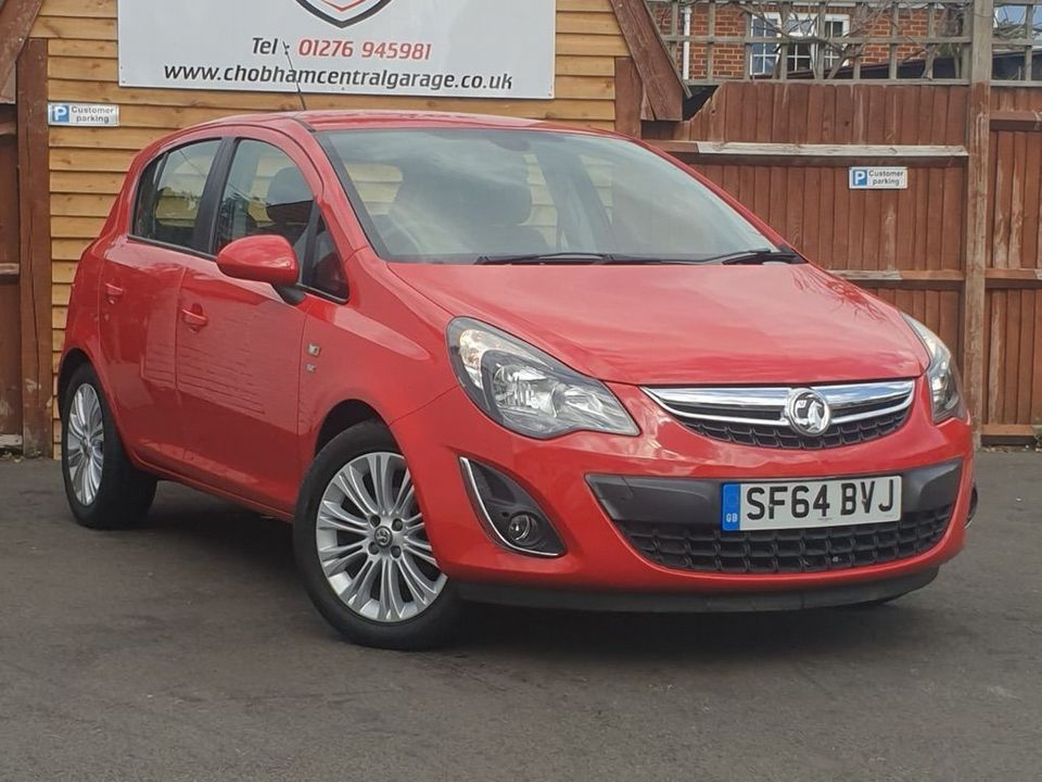 2014 Vauxhall Corsa 1.2 i 16v SE 5dr (a/c) - Picture 37 of 37