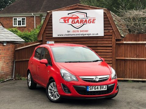 2014 Vauxhall Corsa 1.2 i 16v SE 5dr (a/c) - Picture 4 of 37